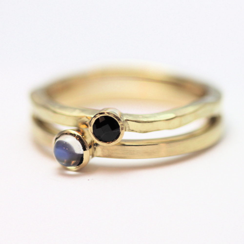 Een 'mama' ring