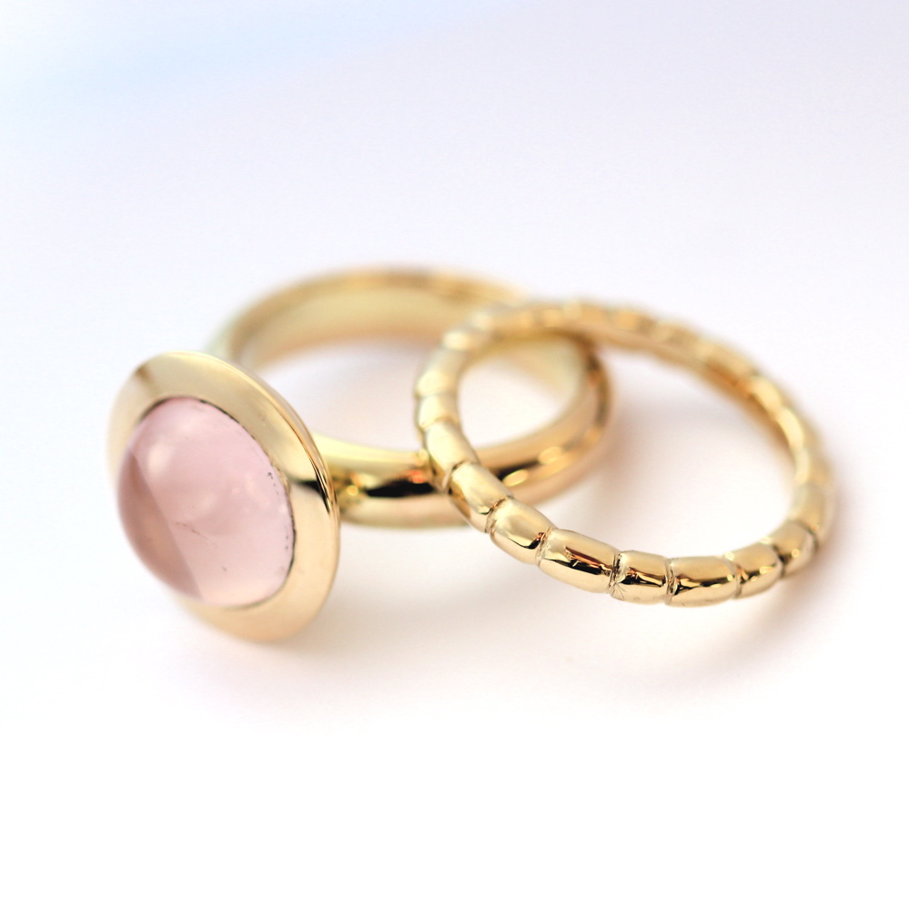 Ring Pretty in pink